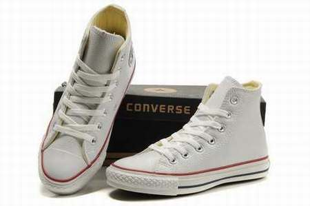 difference taille converse homme femme