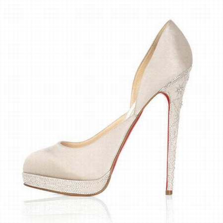 chaussure femme louboutin solde